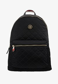 Tommy Hilfiger - POPPY BACKPACK - Ryggsekk - black - 5