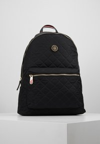 Tommy Hilfiger - POPPY BACKPACK - Ryggsekk - black - 0