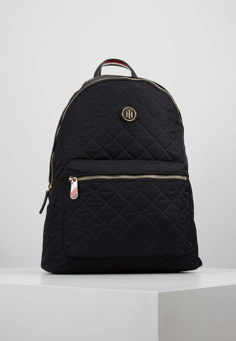 Tommy Hilfiger - POPPY BACKPACK - Ryggsekk - black