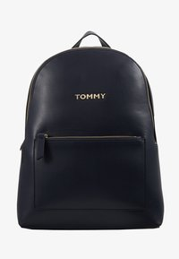 Tommy Hilfiger - ICONIC BACKPACK - Rucksack - blue - 5