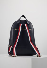 Tommy Hilfiger - ICONIC BACKPACK - Rucksack - blue - 2