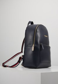 Tommy Hilfiger - ICONIC BACKPACK - Rucksack - blue - 3