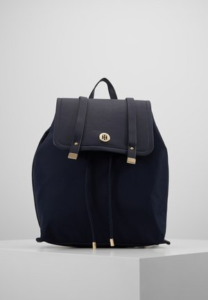 ELEGANT BACKPACK - Ryggsekk - blue