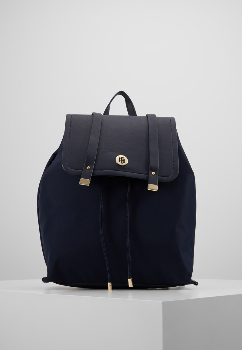 Tommy Hilfiger - ELEGANT BACKPACK - Ryggsekk - blue
