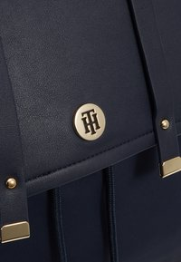 Tommy Hilfiger - ELEGANT BACKPACK - Mochila - blue - 6