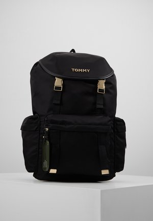 ON THE MOVE BACKPACK - Ryggsekk - black