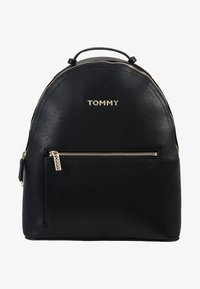 Tommy Hilfiger - ICONIC BACKPACK - Ryggsekk - black - 5