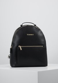 Tommy Hilfiger - ICONIC BACKPACK - Ryggsekk - black - 0