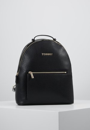 ICONIC BACKPACK - Ryggsekk - black