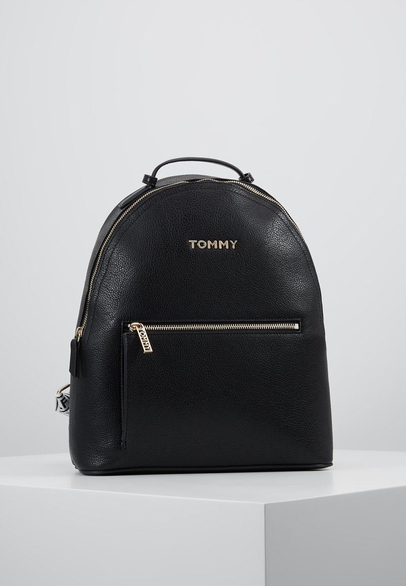 Tommy Hilfiger - ICONIC BACKPACK - Ryggsekk - black
