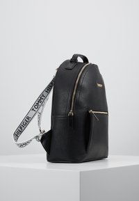 Tommy Hilfiger - ICONIC BACKPACK - Ryggsekk - black - 3
