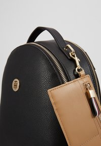 Tommy Hilfiger - CHARMING BACKPACK - Reppu - black - 2