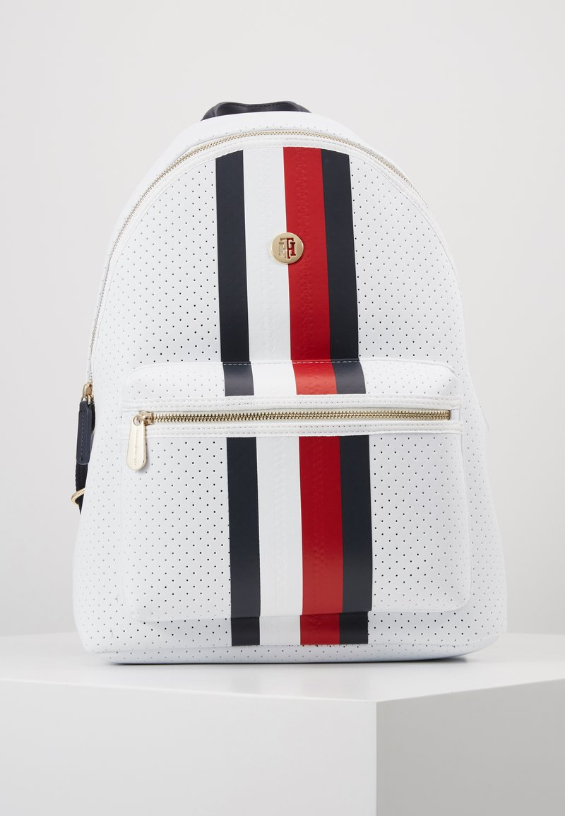 Tommy Hilfiger - POPPY BACKPACK - Reppu - white