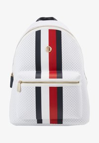 Tommy Hilfiger - POPPY BACKPACK - Reppu - white - 1