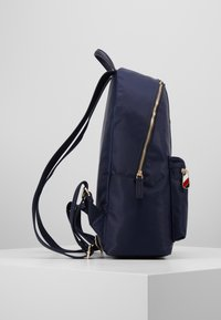 Tommy Hilfiger - POPPY BACKPACK CORP - Reppu - blue - 4