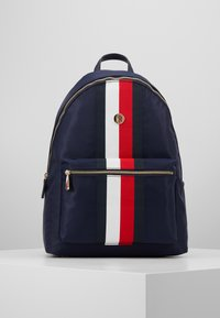 Tommy Hilfiger - POPPY BACKPACK CORP - Reppu - blue - 0