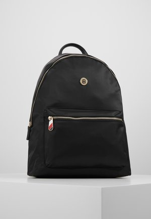 POPPY BACKPACK - Ryggsekk - black