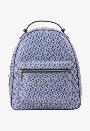 ICONIC BACKPACK MONOGRAM - Batoh - blue
