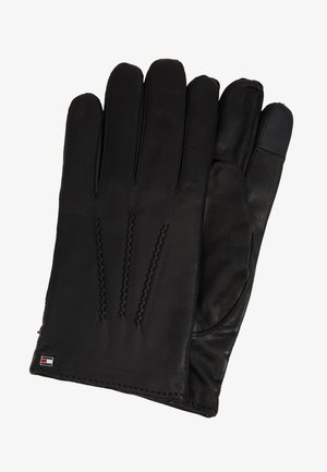 FLAG GLOVES - Sormikkaat - black