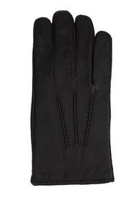 Tommy Hilfiger - FLAG GLOVES - Gloves - black - 1
