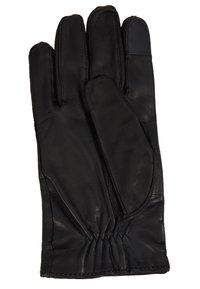 Tommy Hilfiger - FLAG GLOVES - Gloves - black - 2