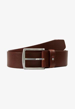 NEW DENTON - Belt business - dark tan