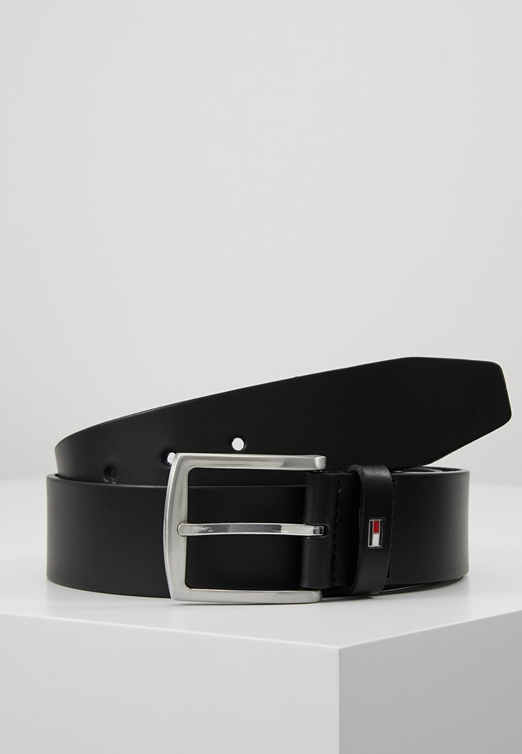 Tommy Hilfiger - NEW DENTON - Cintura - black