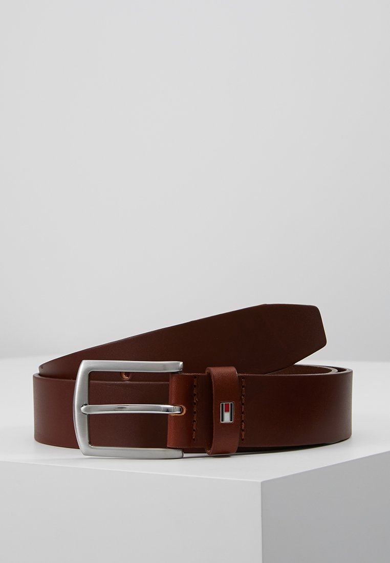 Tommy Hilfiger - NEW DENTON - Belt business - brown