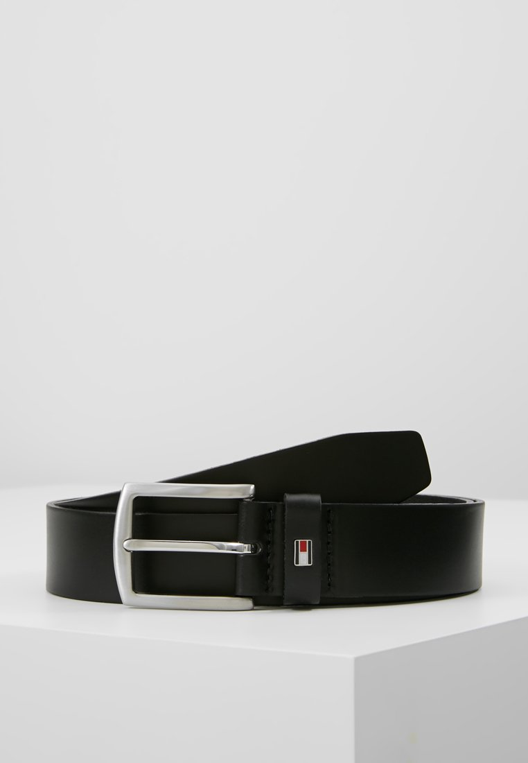 Tommy Hilfiger - NEW DENTON - Belt business - black