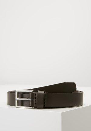 FORMAL BELT - Pásek - beige