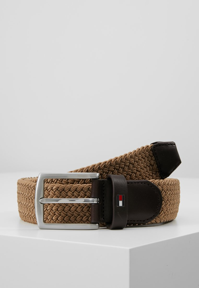 Tommy Hilfiger - DENTON BELT - Ceinture - brown