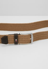 Tommy Hilfiger - DENTON BELT - Ceinture - brown - 4