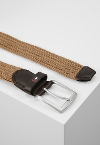 Tommy Hilfiger - DENTON BELT - Ceinture - brown - 2