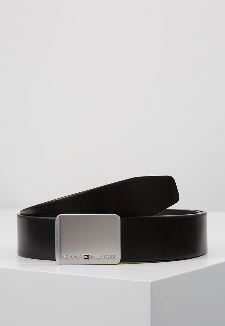 Tommy Hilfiger - PLAQUE MODERN  - Cintura - black