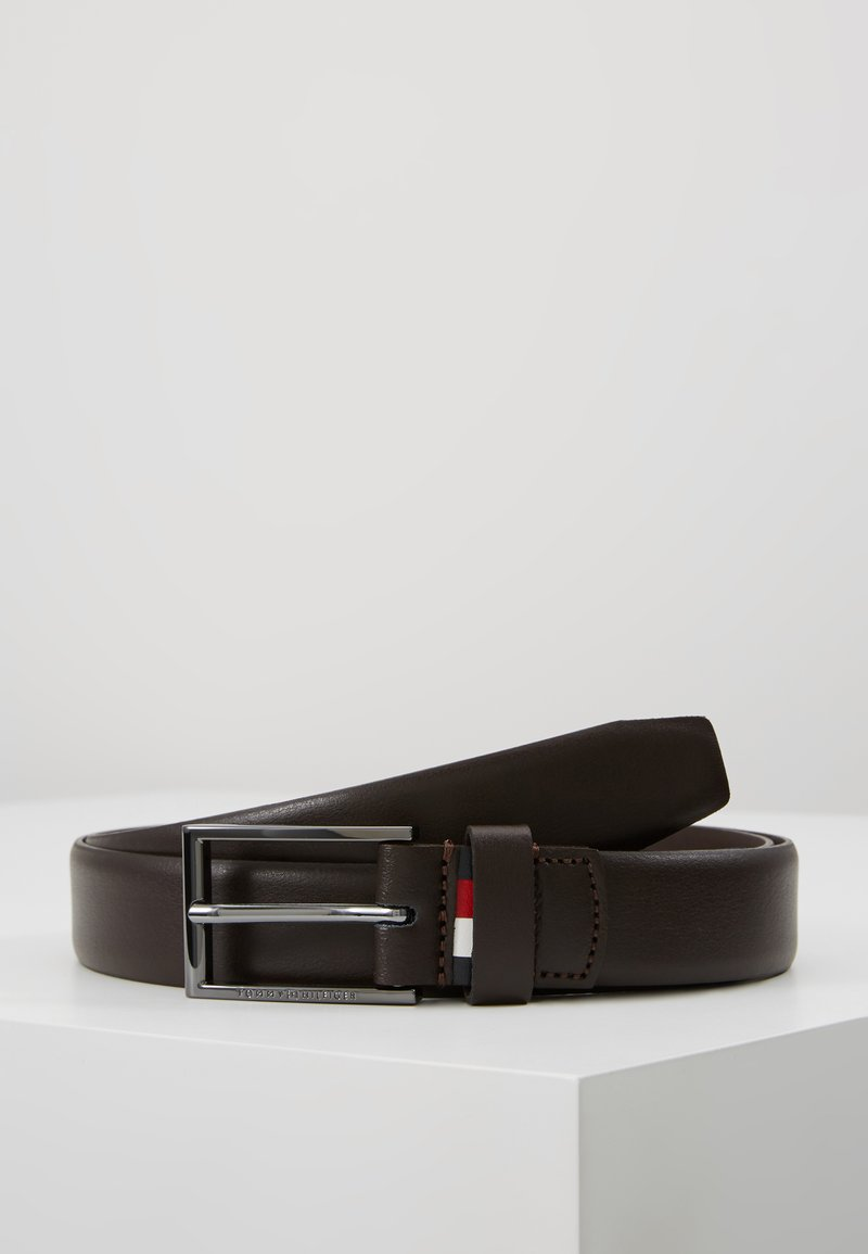 Tommy Hilfiger - FORMAL BELT  - Belt - brown