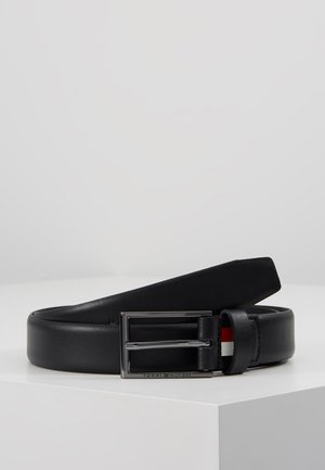 FORMAL BELT  - Pásek - black