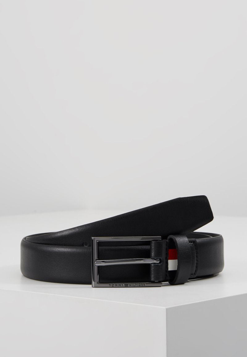 Tommy Hilfiger - FORMAL BELT  - Gürtel - black