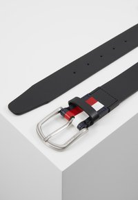 Tommy Hilfiger - CRESCENT BELT - Pásek - black - 2