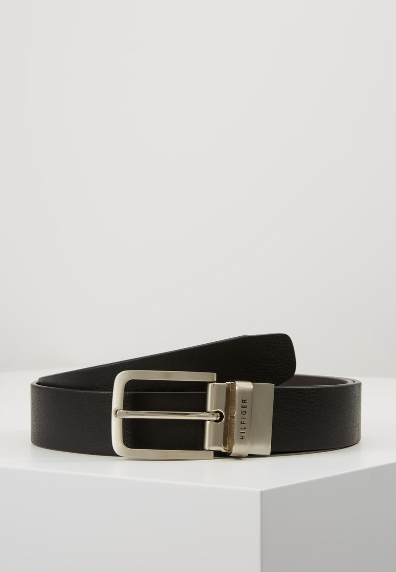 Tommy Hilfiger - LOOP REV GIFTBOX - Pásek - black