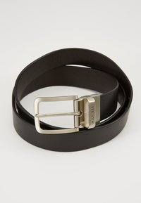 Tommy Hilfiger - LOOP REV GIFTBOX - Pásek - black - 2