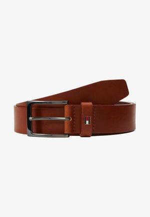LAYTON BELT - Cintura - brown