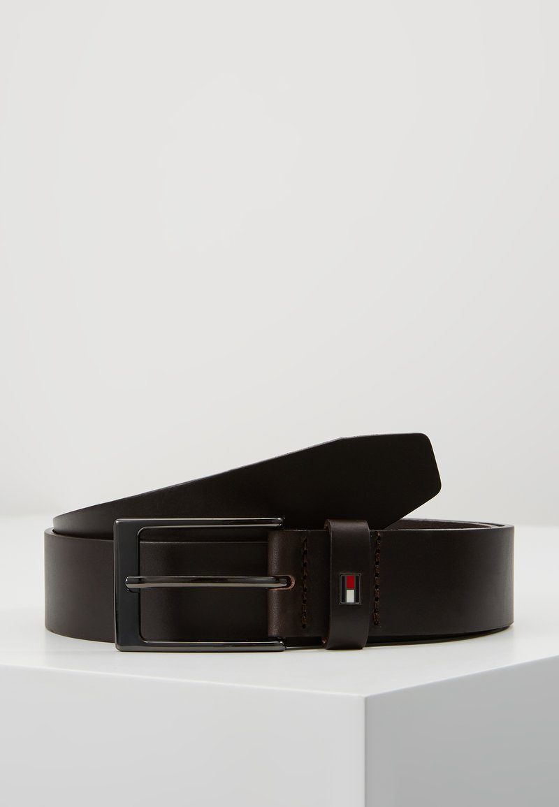 Tommy Hilfiger - LAYTON BELT - Cinturón - brown