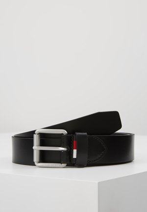 DOWNTOWN SEASONAL BELT  - Pásek - black