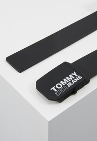 Tommy Jeans - PLAQUE BELT  - Belt - black - 2