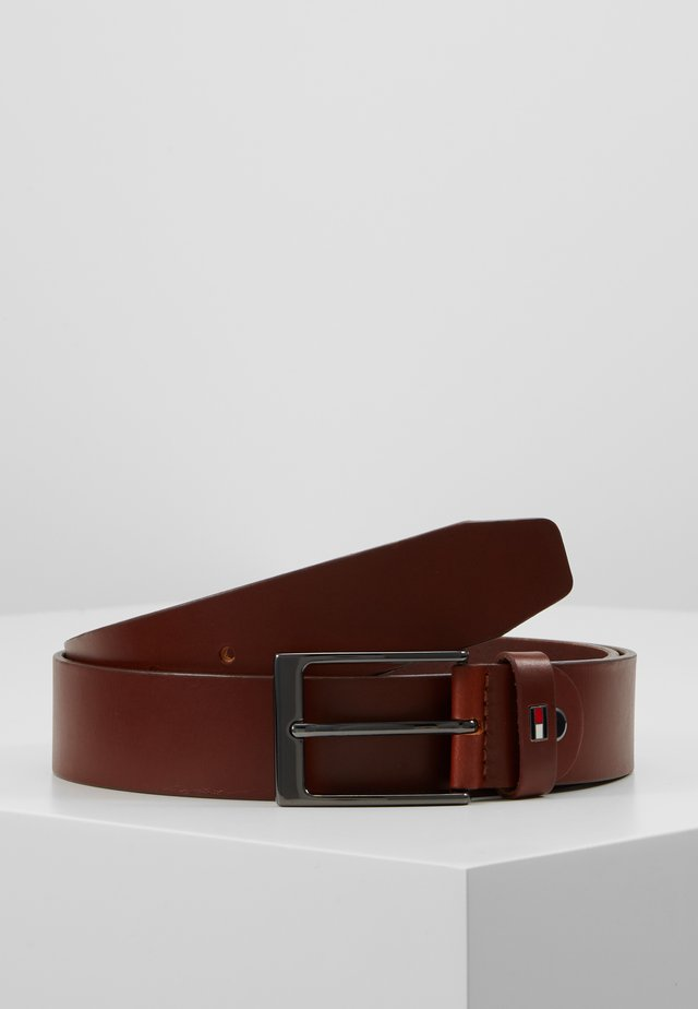 LAYTON ADJUSTABLE - Belt - brown