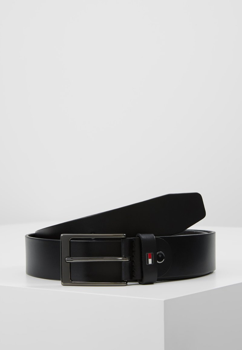 Tommy Hilfiger - LAYTON ADJUSTABLE - Pásek - black