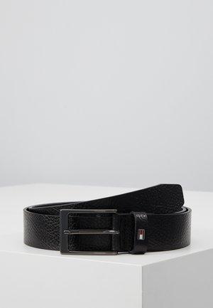 LAYTON PEBBLE - Belt - black