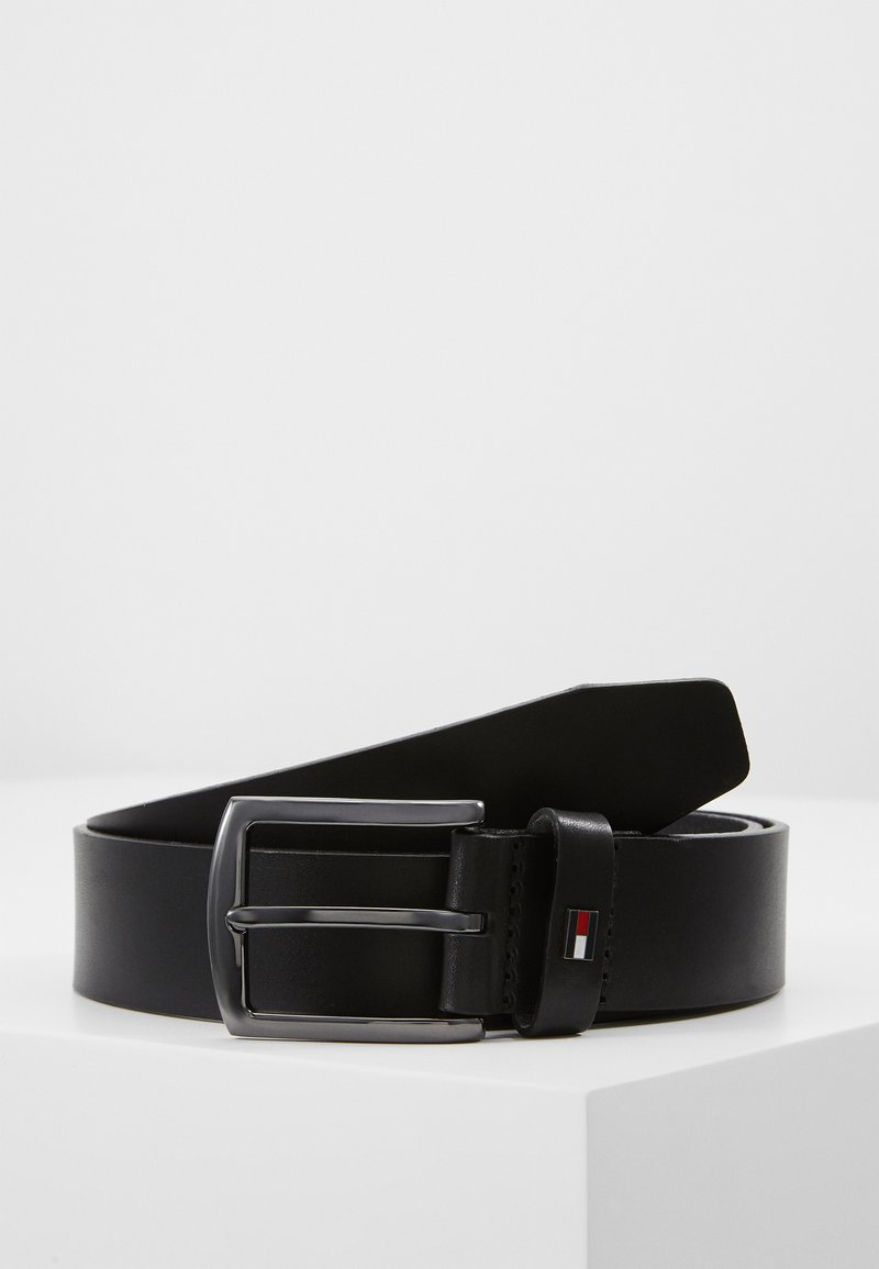 Tommy Hilfiger - DENTON  - Riem - black