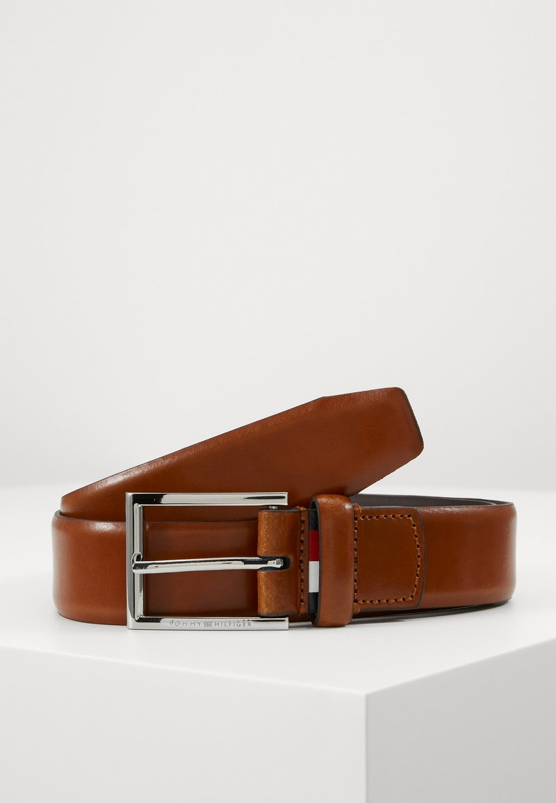 Tommy Hilfiger - FORMAL - Cintura - brown