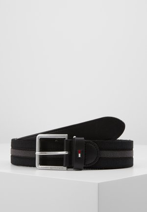 URBAN DENTON WEBBING ELASTIC - Belt - grey